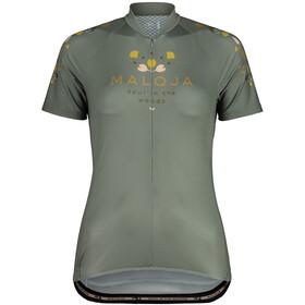 Maloja RubinieM. 1/2 Short Sleeve Bike Jersey Women, salvia